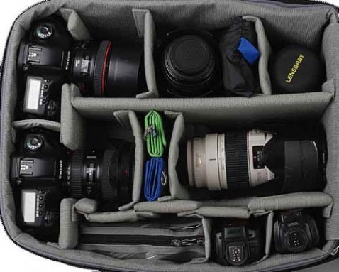 With Canon System