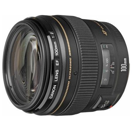 Canon EF 100mm f:2 USM -a