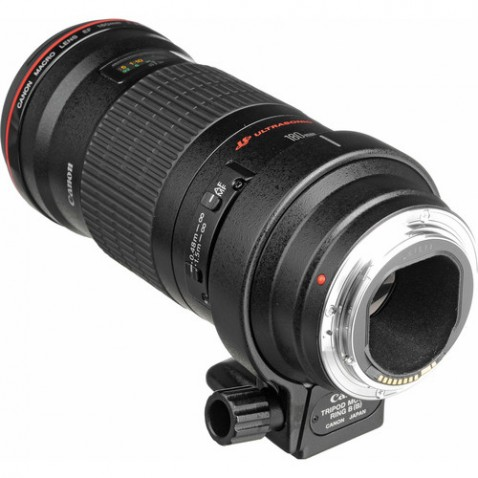 Canon EF 180mm f:3.5 L USM Macro Lens