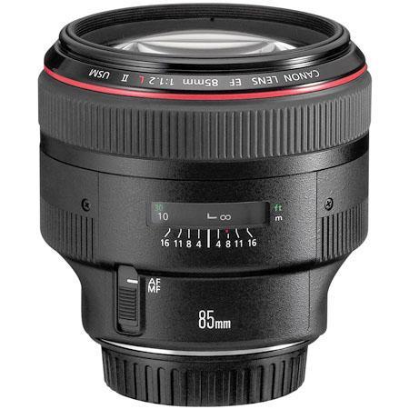 Canon EF 85mm f:1.2L II USM