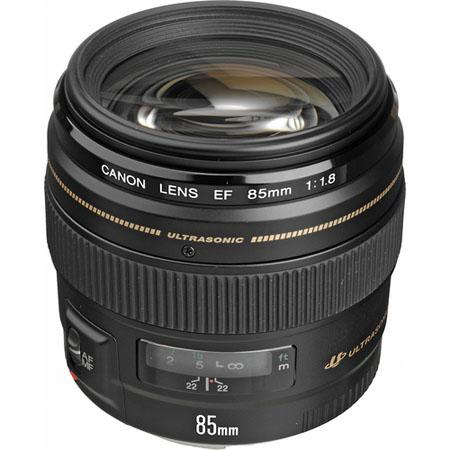 Canon EF 85mm f:1.8 USM-a