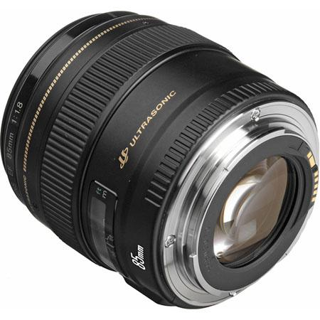 Canon EF 85mm f:1.8 USM-b