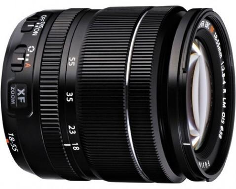FUJINON XF 18-55mm f:2.8-4 R LM OIS Lens