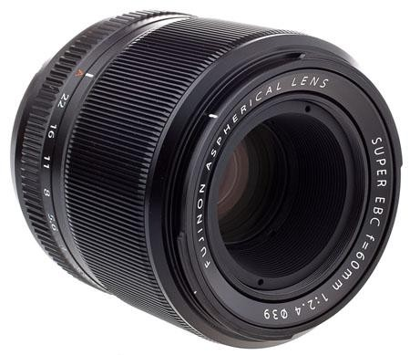 Fujinon 60mm f:2.4 XF Lens