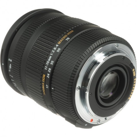 Sigma 17-70mm f:2.8-4 DC Macro OS Lens Mount