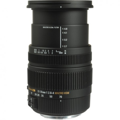 Sigma 17-70mm f:2.8-4 DC OS
