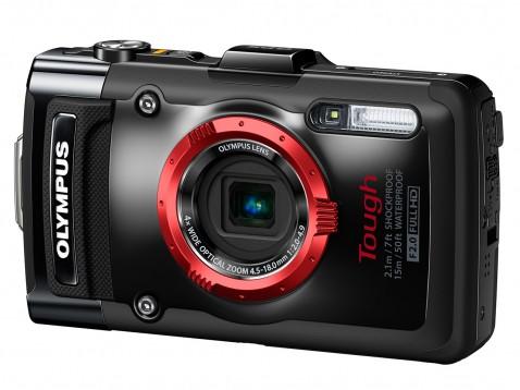 Olympus Stylus Tough TG-2 iHS Underwater Camera