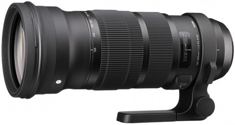 Sigma 120-300mm f:2.8 DG OS HSM