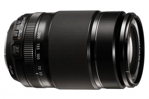 Fujifilm Announces XF 55-200mm F3.5-4.8 R LM OIS