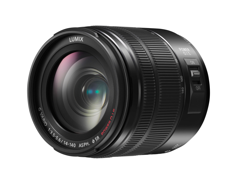 Lumix G1 Lens