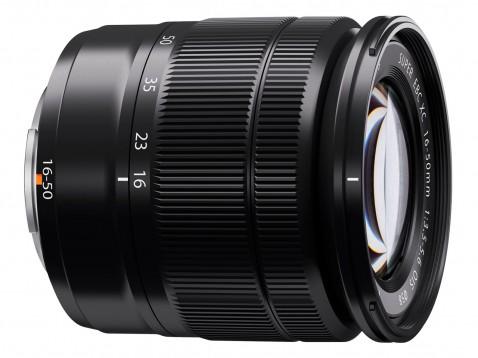 FUJINON XC 16-50mmF3.5-5.6 OIS lens (Black)