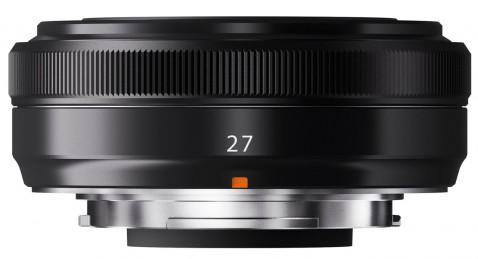 Fujifilm XF 27mm F2.8 'pancake' lens