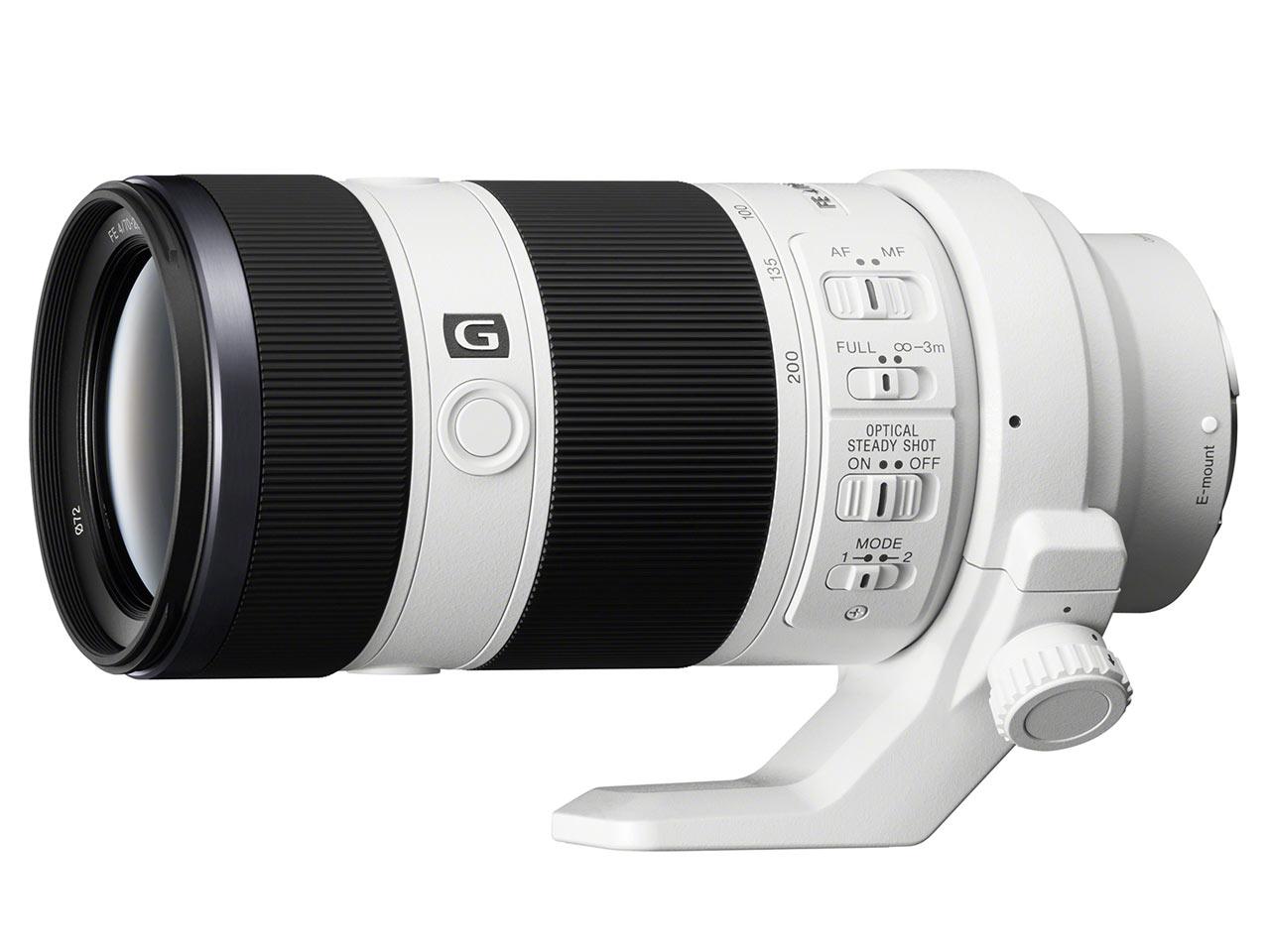Sony Fe 70 200mm F4 G Oss Digital Photography Live