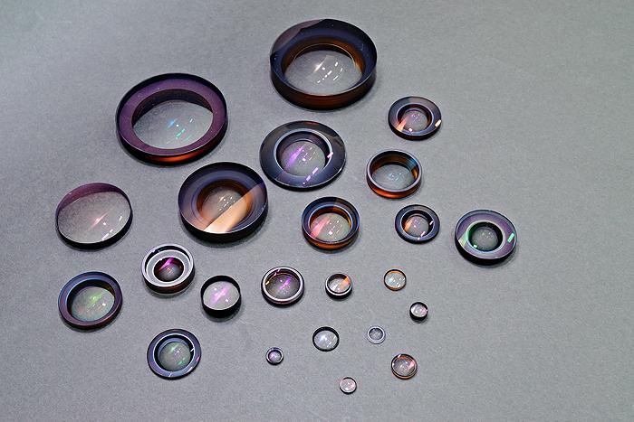 Finished lenses