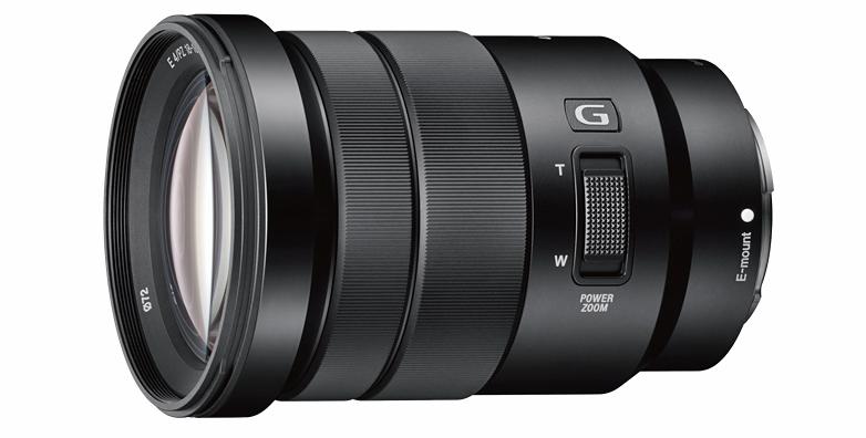 Sony E PZ 18-105mm F4.0 G OSS E-Mount Lens with Free Mac