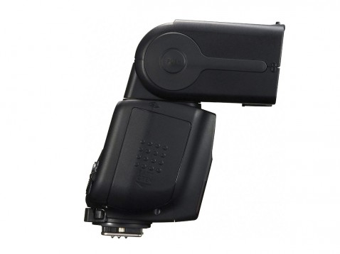 Canon 430EX III-RT Speedlite - Side