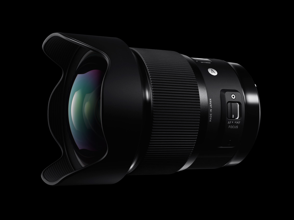 Sigma 20mm F 1 4 Dg Hsm Art Lens Digital Photography Live