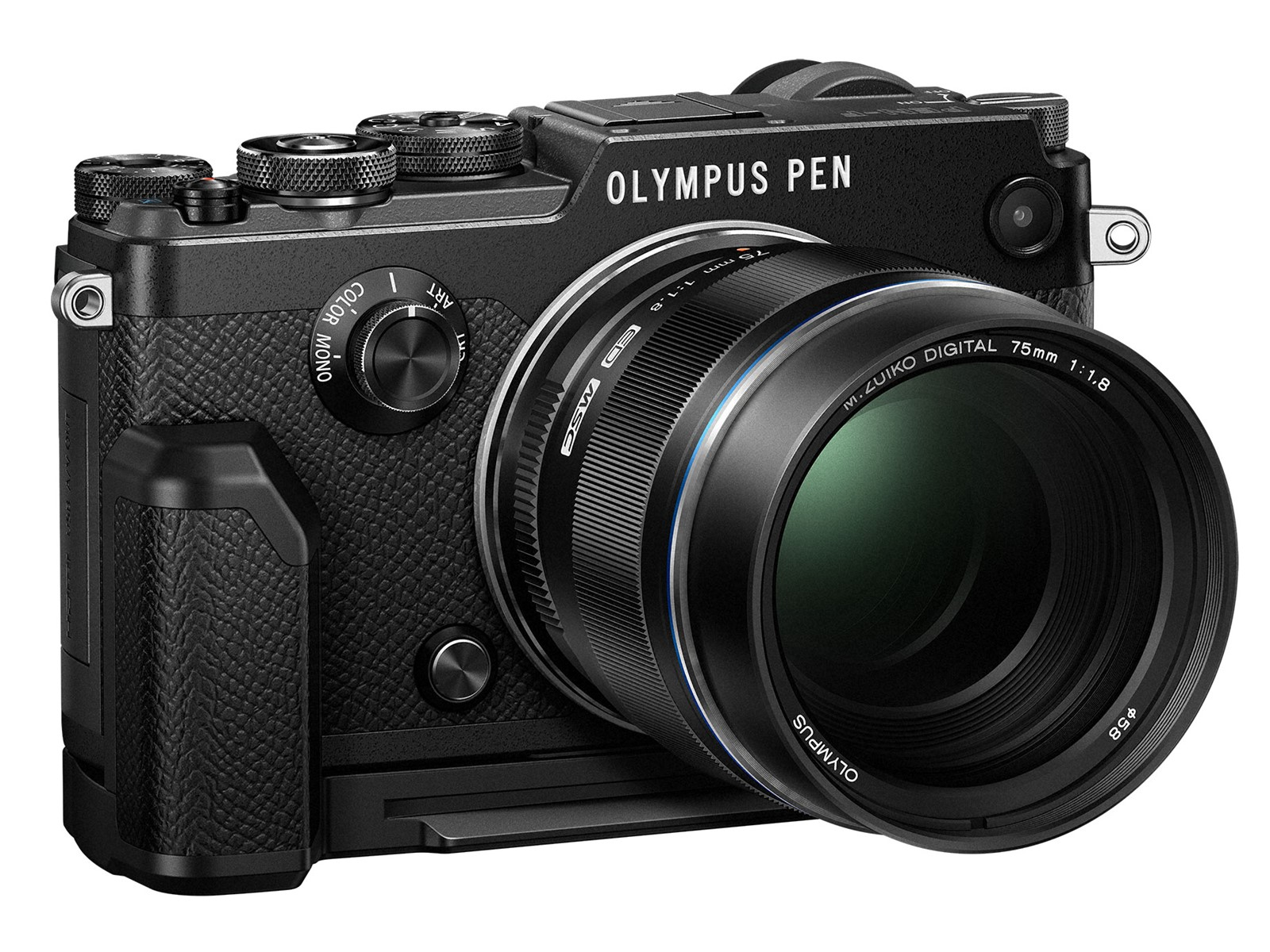 olympus pen f digital photography live