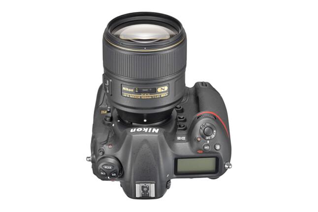 AF-S Nikkor 105mm f1.4E ED
