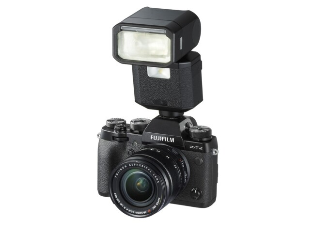 FUJIFILM X-T2 - with flash