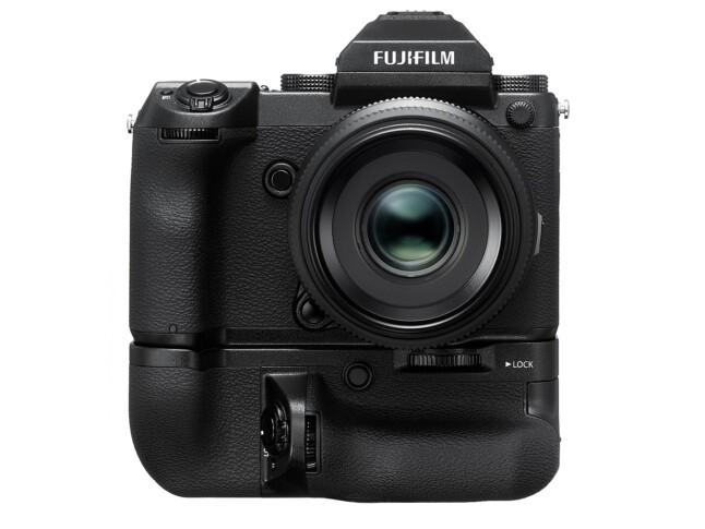 Fujifilm GFX 50S - Battery Grip