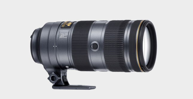 Nikon 70-200 100th Anniversary Edition