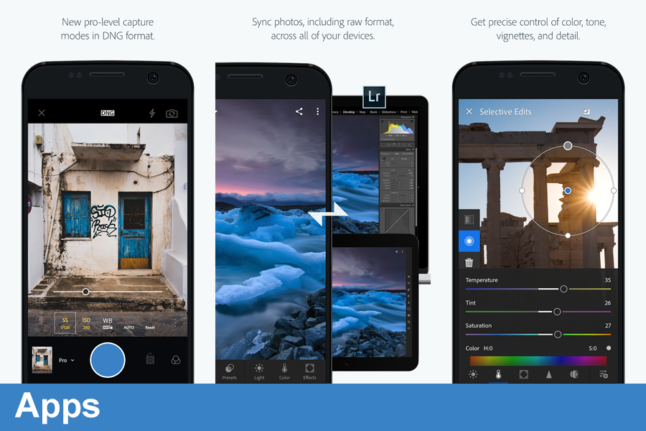 Adobe Photoshop Lightroom for Android