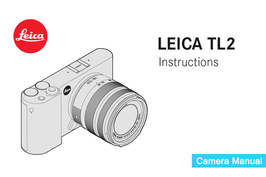 Leica TL2 Instruction or Owner's Manual pdf