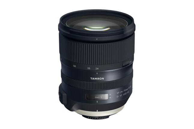Tamron SP 24-70mm f/2.8 Di VC USD G2 Lens