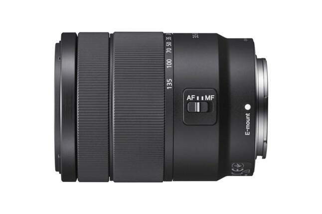 Sony E 18-135mm F3.5-5.6 OSS (SEL18135)